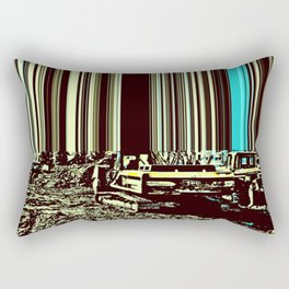 TRACTORUS Rectangular Pillow