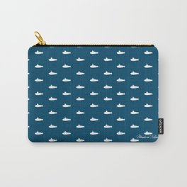 Tiny Subs - Navy Carry-All Pouch