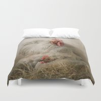 valentine Duvet Covers featuring Valentine by Pauline Fowler ( Polly470 )