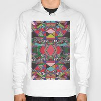 african Hoodies featuring AFRICAN MOTIF  by Vasare Nar