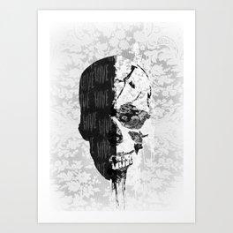 Hive W Art Print