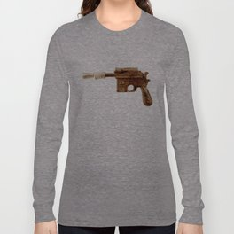 Han Pistol - Blaster Long Sleeve T-shirt