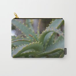 Aloe Vera Leaves  Carry-All Pouch