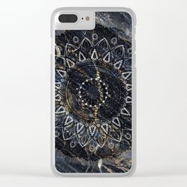 In Solidarity Clear iPhone Case