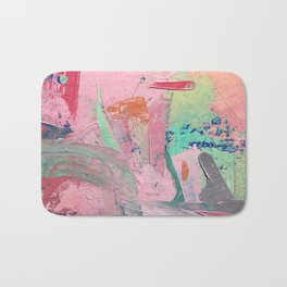 form of memory no.4 Bath Mat