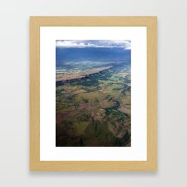 Out Of Africa Framed Art Print