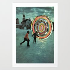 F*cking Portals Art Print