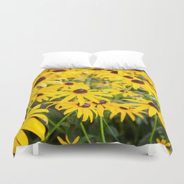 Spot of Sunshine Duvet Cover
