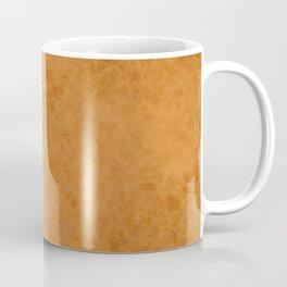Yellow suede Coffee Mug