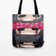 Pirate Totem. Tote Bag