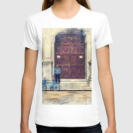 Trapani art 25 T-shirt