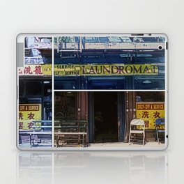 Lavandaria Laptop & iPad Skin