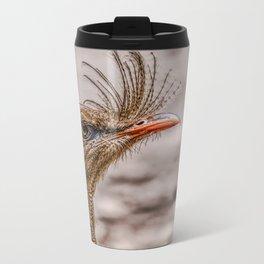 Top Bird Metal Travel Mug