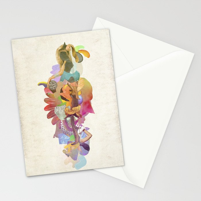 PSYCHIC Stationery Cards