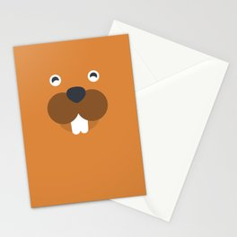 Sandy Squirrel Stationery Cards