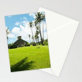 Lanakila 'ihi'ihi O Iehowa O Na Kaua Church Keanae Maui Hawaii Stationery Cards