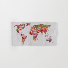 It's Your World Hand & Bath Towel
