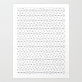 Geometric, Print, Minimal, Scandinavian, Abstract, Pattern, Modern art Art Print