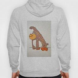cartoon ape Hoody