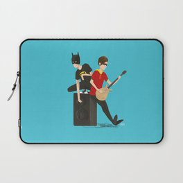Tegan and Sara: Bategan and Sarobin Laptop Sleeve