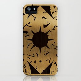 Lament Configuration Side F iPhone Case