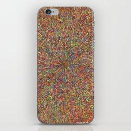 zooming iPhone Skin