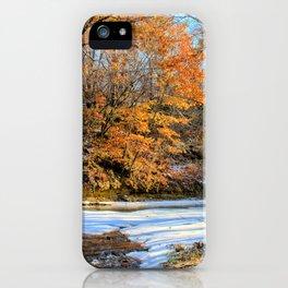 Last Of Autumn Again 2 iPhone Case