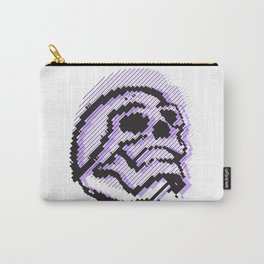 skull line Carry-All Pouch