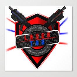 Stinson Legendary Annual Laser Tag Tournament Canvas Print