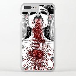 Pagan Punk Clear iPhone Case