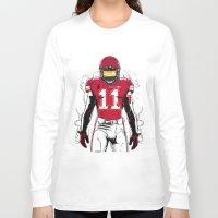 kansas city Long Sleeve T-shirts featuring SB L Kansas City by Akyanyme