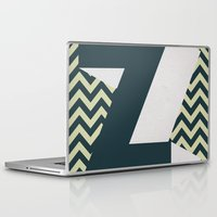 dragonball z Laptop & iPad Skins featuring Z. by Muro Buro