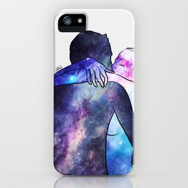 Just you gave me that feeling. iPhone Case