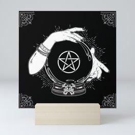 Mystic Fortune Teller Mini Art Print