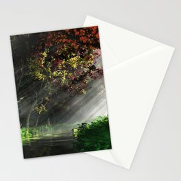 The Turning Stationery Cards