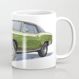 71 Monte Carlo SS 454 Coffee Mug
