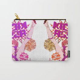 HIGH KICK! Carry-All Pouch
