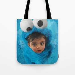 LEVi (cookie monster) Tote Bag