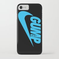 forrest gump iPhone & iPod Cases featuring Gump- JustDoIt IV by IIIIHiveIIII