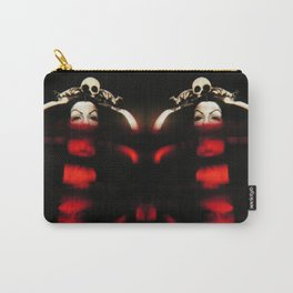 Morticia Carry-All Pouch