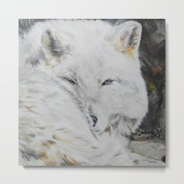 Eye of the Wild by Teresa Thompson Metal Print