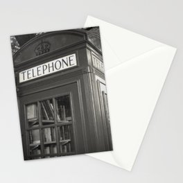 Hello London - series - take II Stationery Cards