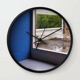 Villa Savoye 2 Wall Clock