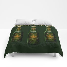 Bud's for you! Comforters
