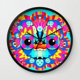 Pacha - Patroncitos Wall Clock