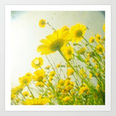 Sunny Afternoon Art Print
