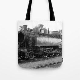 old steam locomotive 2 Tote Bag