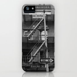 Bleecker Street II iPhone Case