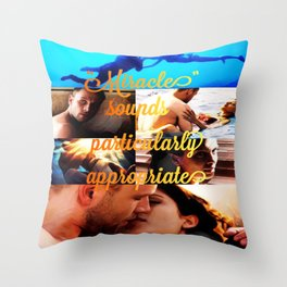 Kalagang - Miracle Throw Pillow