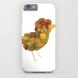 Little Bird of Fall iPhone Case